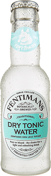 Fentimans Dry Tonic Water 0,2l