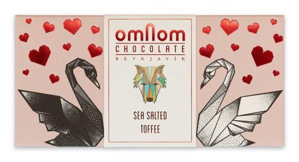 Omnom Chocolate Sea Salted Toffee