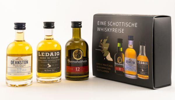 Single Malt Whiskyreise