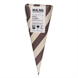 Malmö Schokoladenkonfekt- Bio Kaffee und Kokosflocken - 90g