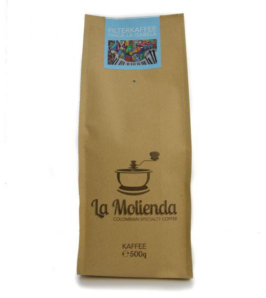 Finca La Isabela 500g, Filterkaffee