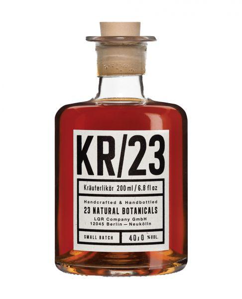KR/23 Berliner Kräuterlikör 0,2l