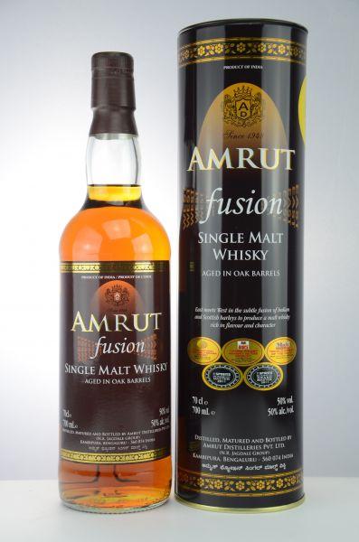 Amrut Fusion 50% - 0,7L