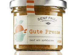 Gute Presse - Senf mit Apfelsinen - 110ml