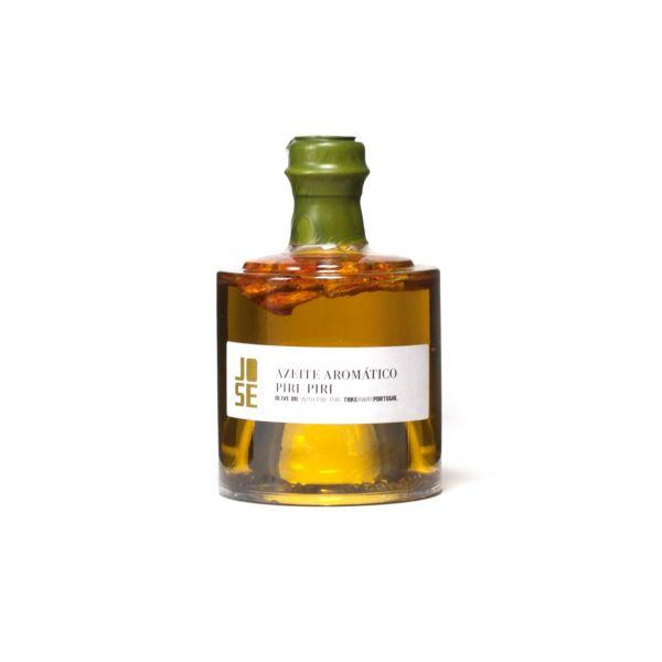 Olivenöl mit Chilischoten von José Gourmet