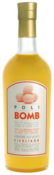 Poli Bomb Eierlikör - 17% - 0,7l