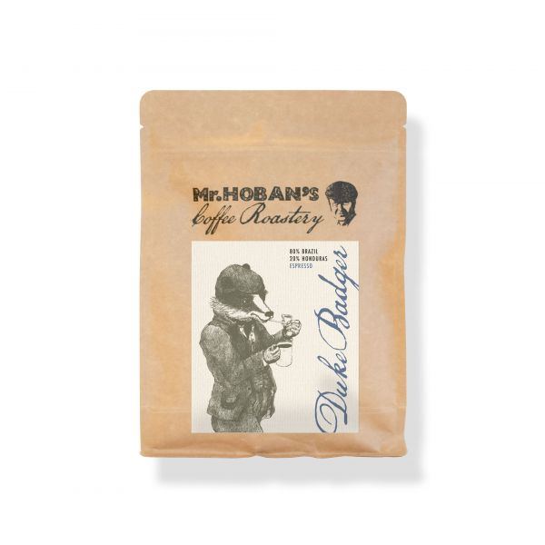 Duke-Badger-Espresso 250g