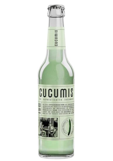 Cucumis The sophisticated Cucumber, Gurkenlimonade, 0,33l, Cucumis
