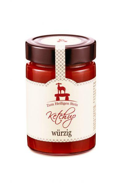 Würzger Ketchup Zum Heiligen Stein
