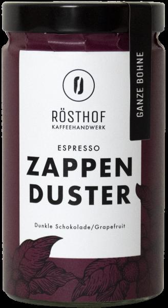 Rösthof Espresso Zappenduster