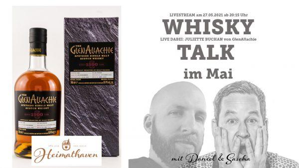 Whisky Live Stream im Mai 2021