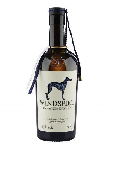 Windspiel Premium Dry Gin 47% Alk. 0,5l