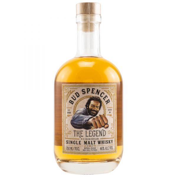 St. Kilian Bud Spencer Single Malt Whisky