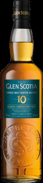 Glen Scotia 10 years unpeated