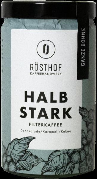 Rösthof Filterkaffeemischung Halbstark