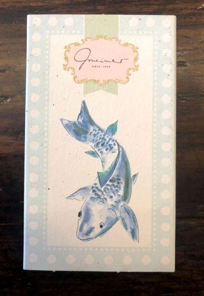 Gmeiner - Schokoladenbox Schokofische - 50g
