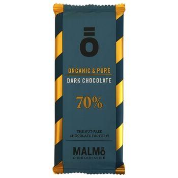 "Malmö Bio ""Ö"" Dunkle Schokolade- 55g"