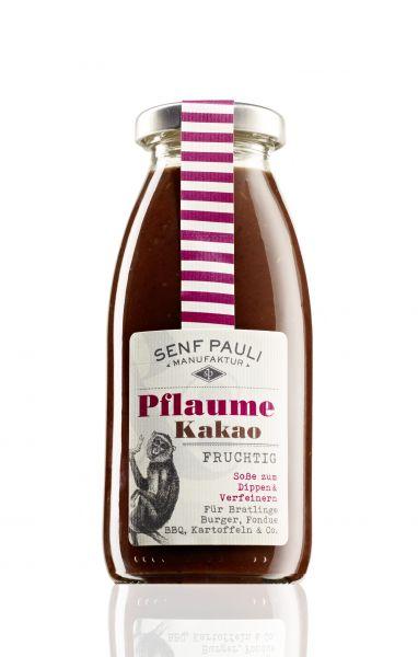 Soße Pflaume & Kakao
