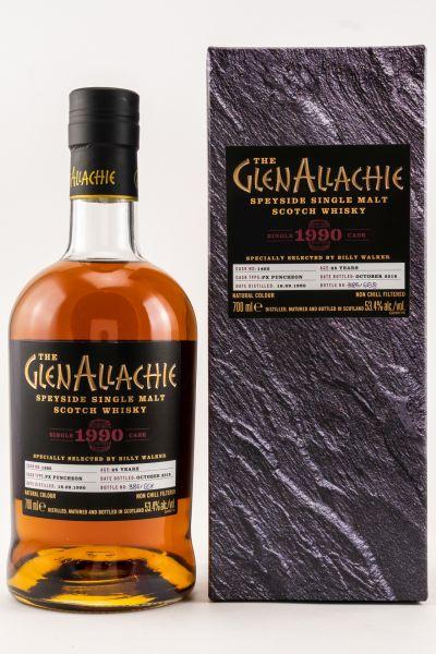 GlenAllachie Speyside Single Cask Single Malt