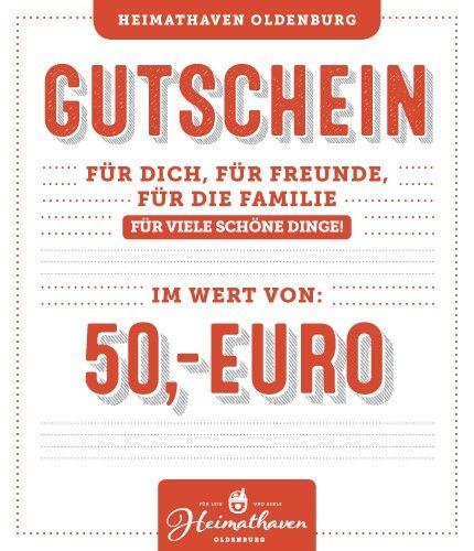 50€ Gutschein Oldenburg