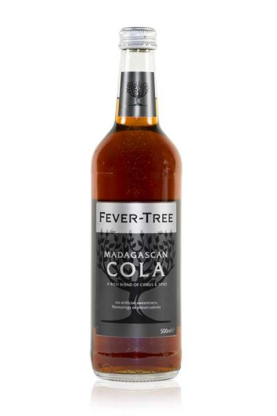 Fever Tree Madagascan Cola 0,5l Glasflasche inkl. 0,15€ Pfand