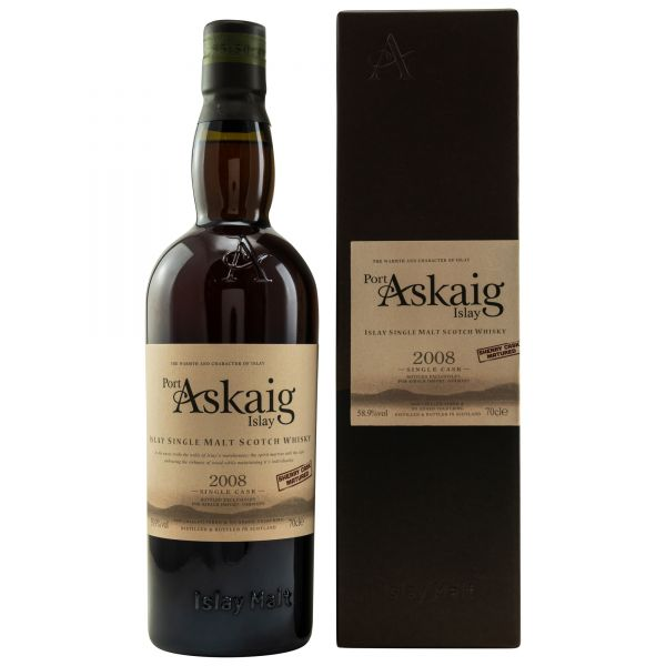 Port Askaig 12 Jahre Single Cask