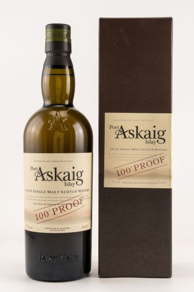 Port Askaig 100° Proof Islay Whisky 57,1% 0,7L