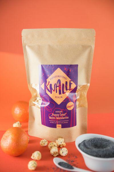 """Knalle Popcorn """"Poppy Seed"""" Mohn Mandarine"""
