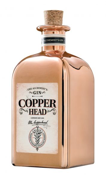 Alchemist Gin Copperhead