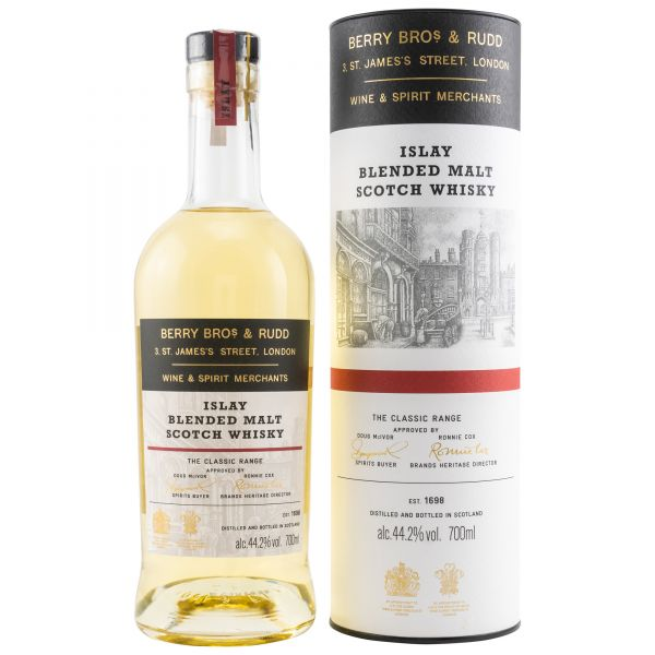 Blended Scotch Islay Whisky