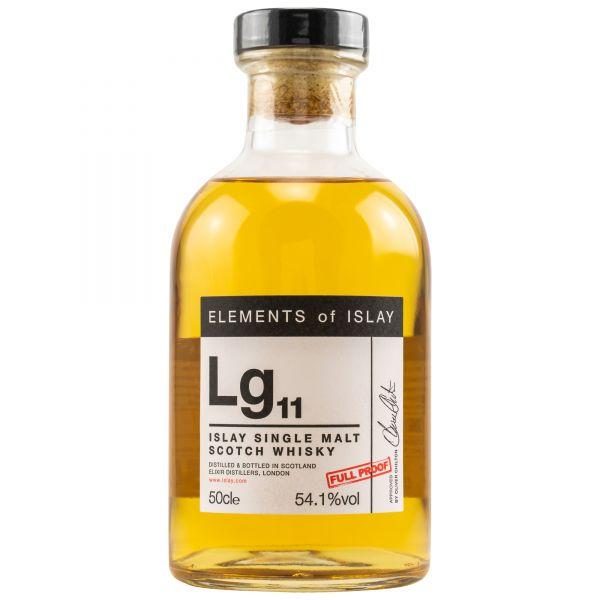 Elements of Islay Lg11 Lagavulin
