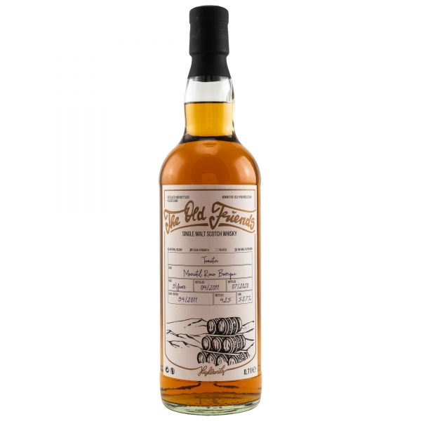 Tomatin 2011/2020 - 9 y.o. #94 (The Old Friends) 53,7%