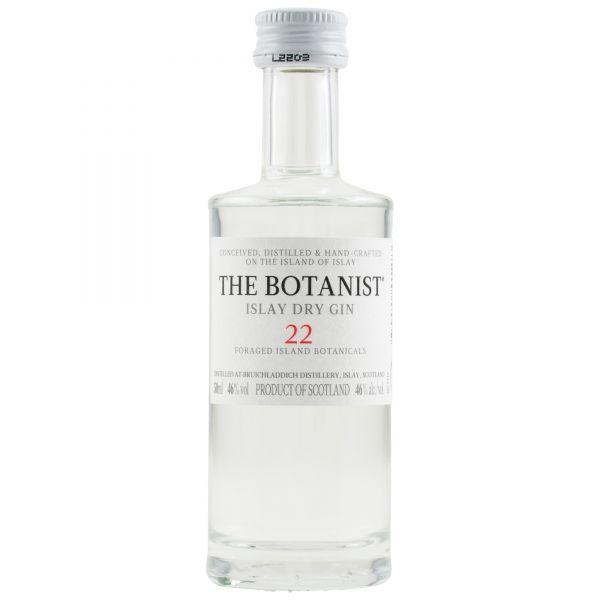 The Botanist Gin Miniatur