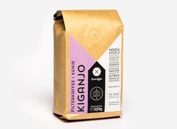 Cross Coffee Kiganjo