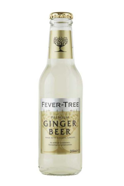 Fever Tree Ginger Beer 0,2l Glasflasche inkl. 0,15€ Pfand
