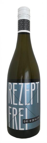 Rezeptfrei - alkoholfreier Secco - 0,75l