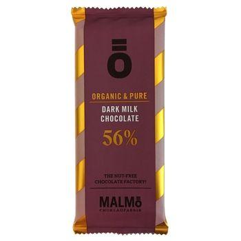 """Malmö Bio """"Ö"""" Dunkle Milchschokolade- 55g"""