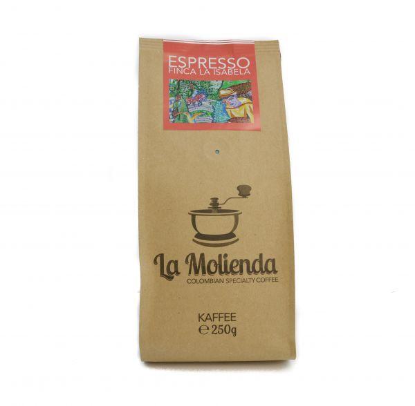 Finca La Isabela 250g, Espresso