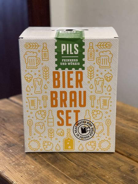 Bierbrauset für Pils