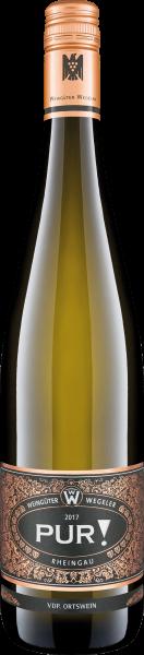 Weißwein - PUR Riesling - 0,75l
