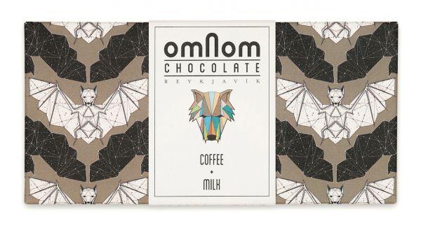 Omnom Kaffee-Schokolade
