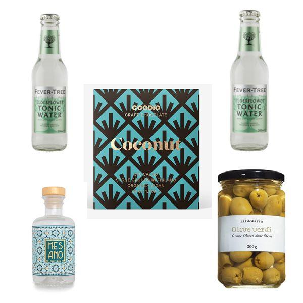 Simsala Gin - Geschenkset
