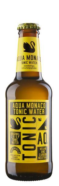 Aqua Monaco Tonic Water 0,23l Glasflasche inkl. 0,15€ Pfand