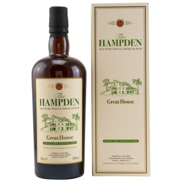 Hampden Rum Great House 2021