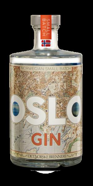 Oslo Gin 45,8% - 0,5l