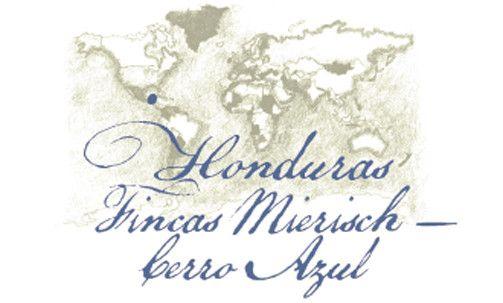 Honduras Fincas Mierisch Cerro Azul - Filterkaffee 250g