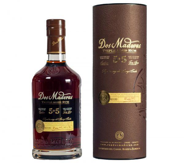 Dos Maderas Rum 5+5