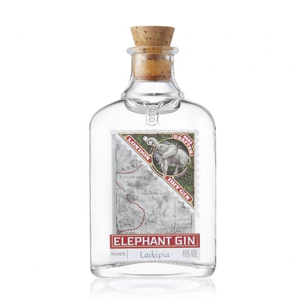 Elephant GIn Miniatur