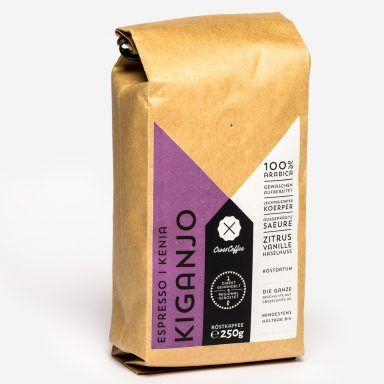 Kiganjo (Kenia) 250g, Espresso