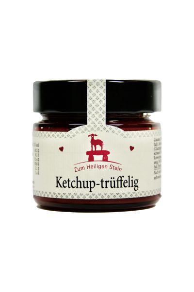 Trüffeliger Ketchup Zum Heiligen Stein